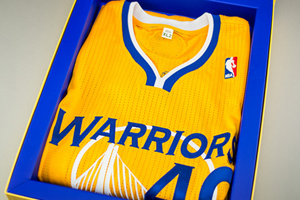 NBA Adidas Warriors Box Concept – CFK Design